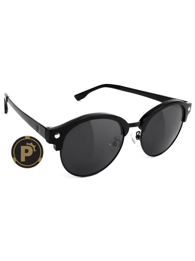 6a600932fc GLASSY GLASSY - PAUL HIGH ROLLER BLACK