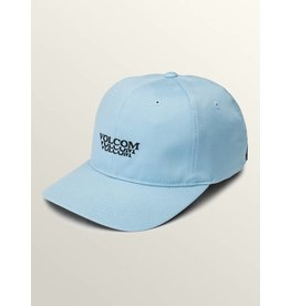 VOLCOM VOLCOM - DESCEND XFIT CAP MISTY BLUE