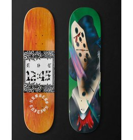 "NUMBERS NUMBERS - EDITION #3 TEIXEIRA 8"" DECK"