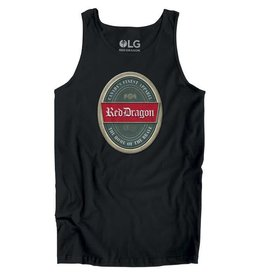 RED DRAGON RDS - EAST TAMAKI TANK TOP