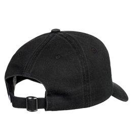 DC SHOES DC SHOES - UNCLE FRED CAP BLACK