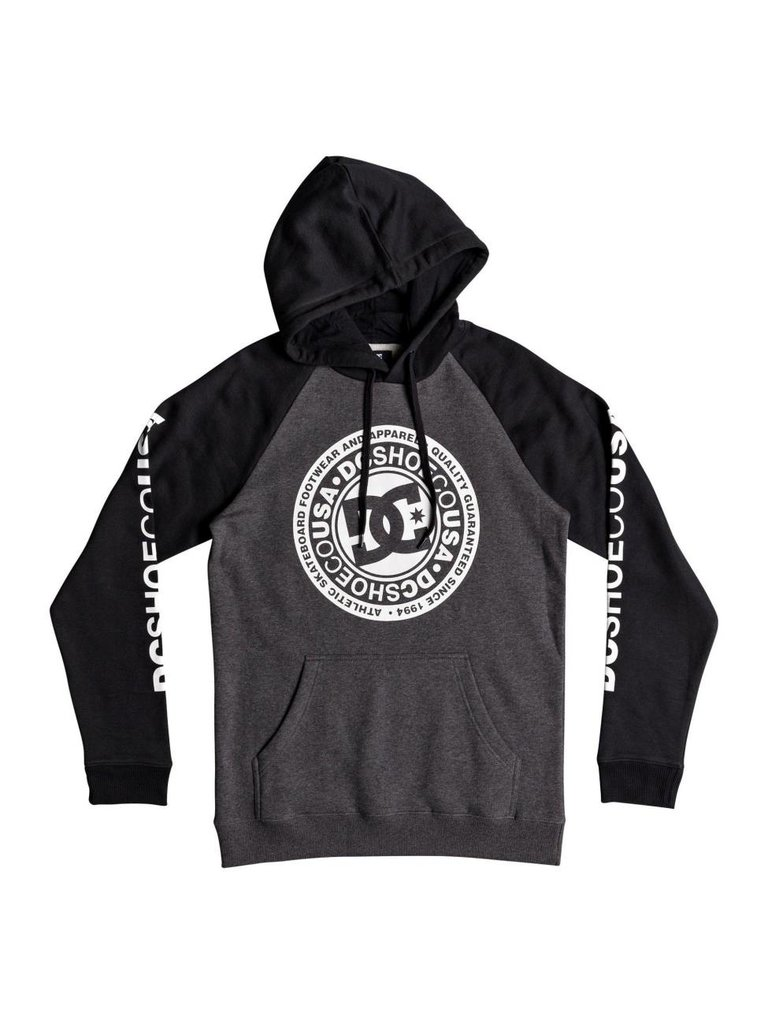 126f29bbe6a6 DC SHOES - CIRCLE STAR HOOD - Boutique ROOKERY skateshop