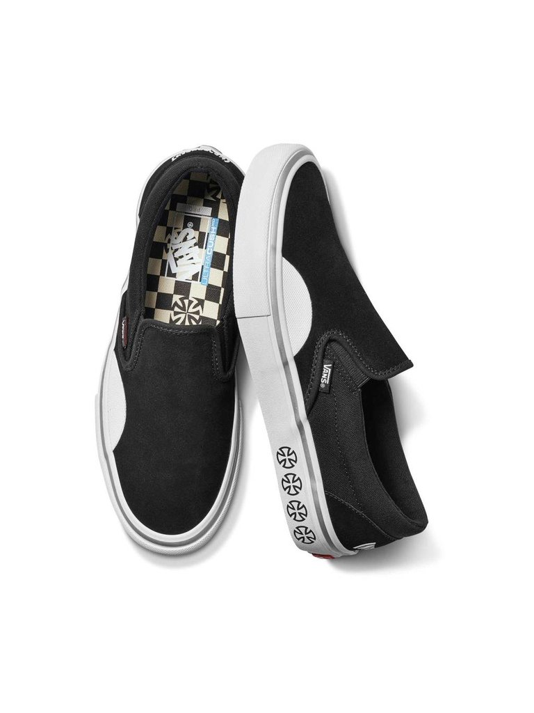VANS VANS - SLIP ON PRO X INDEPENDENT - Boutique ROOKERY skateshop ae5915437