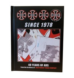 INDEPENDENT INDEPENDENT - BOOK 40 YEARS OF ADS