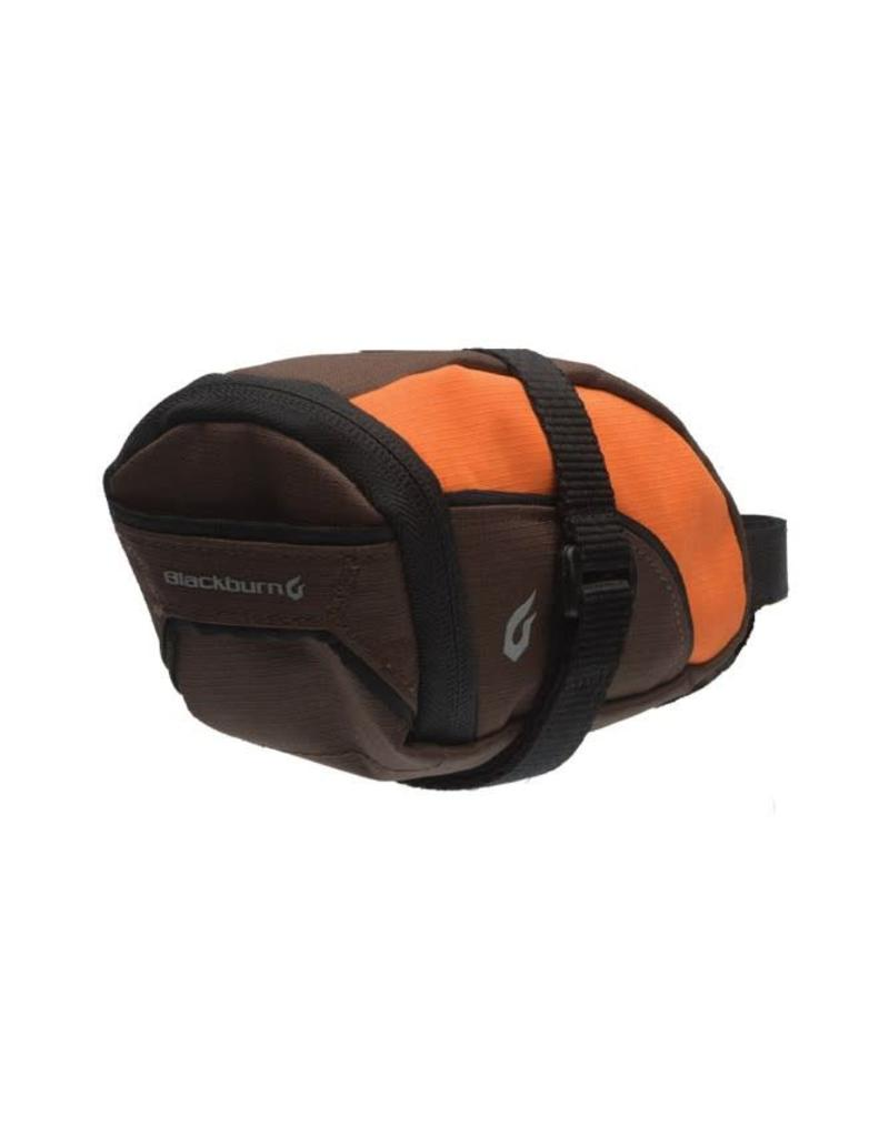 Blackburn Local Seat Bag small or medium black or orange/ brown