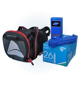 "Oceanweave Bicycle Tube Repair Kit 26"" in bag"