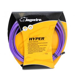 Jagwire Hyper Brake Cable & Housing Kit
