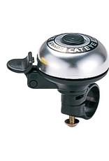 Cat Eye Comet Bell, Silver