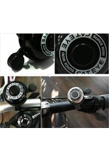 CAT EYE PB-600 BLACK BELL