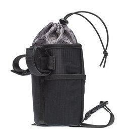 BLACKBURN OUTPOST CARRYALL BLACK FEED BAG