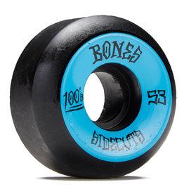 BONES BONES 100'S LOGO V5 SKATEBOARD WHEELS