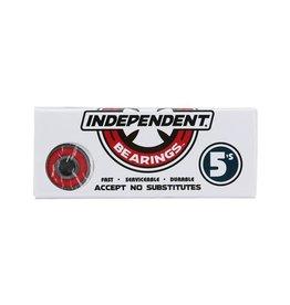 INDEPENDENT ABEC 5 SKATEBOARD BEARINGS