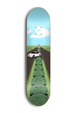 SKATE MENTAL TEXTING WHILE DRIVING DECK