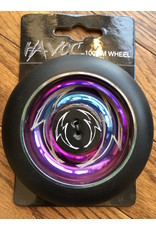 HAVOC 100 MM SCOOTER WHEEL ASSORTED COLORS