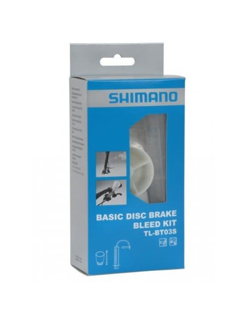 SHIMANO TL-BT03-S DISC BRAKE BLEED KIT