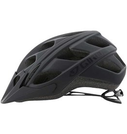GIRO HEX BLACK BICYCLE HELMET