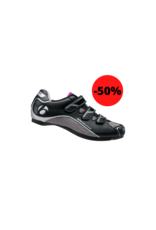 BONTRAGER SOLSTICE ROAD 41 BLACK BICYCLE SHOE