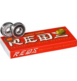 BONES BEARINGS BONES SUPER REDS