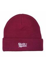 Skate Mental SKATE MENTAL SCRIPT LOGO BEANIE