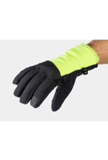 Bontrager BONTRAGER VELOCIS SOFTSHELL WINTER CYCLING GLOVE IN RADIOACTIVE YELLOW
