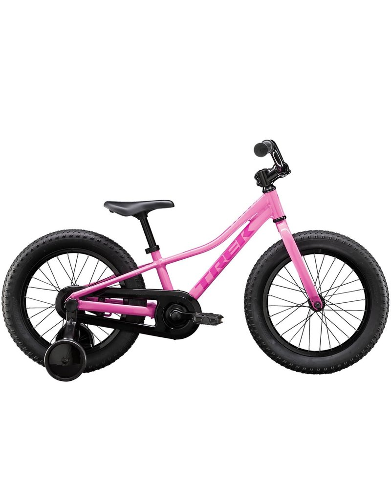 "TREK PRECALIBER 16"" KIDS BIKE"