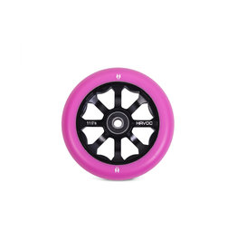 HAVOC PRO 110MM  PINK SPOKED SCOOTER WHEEL
