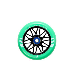 HAVOC HOSS WHEEL GREEN 110MM