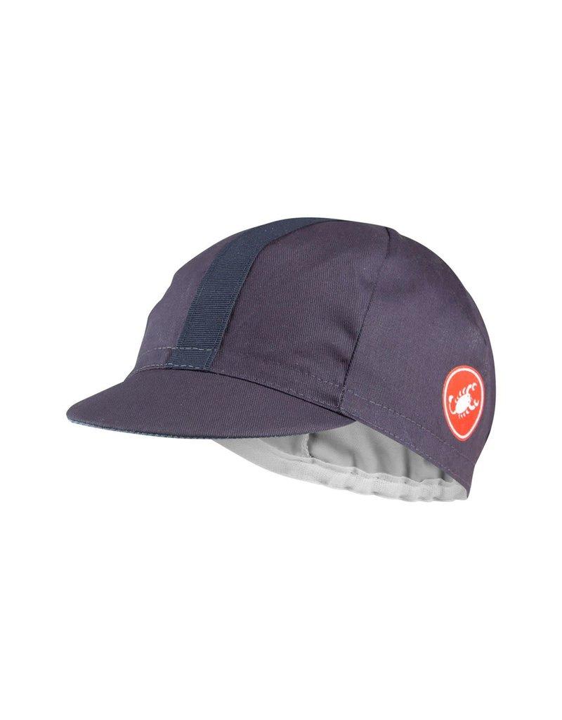 Castelli CASTELLI ESPRESSO DARK STEEL BLUE CAP