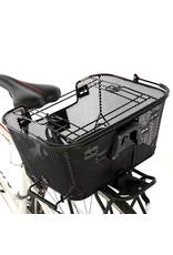 Axiom Axiom Dual Function Premium Pet Basket Black
