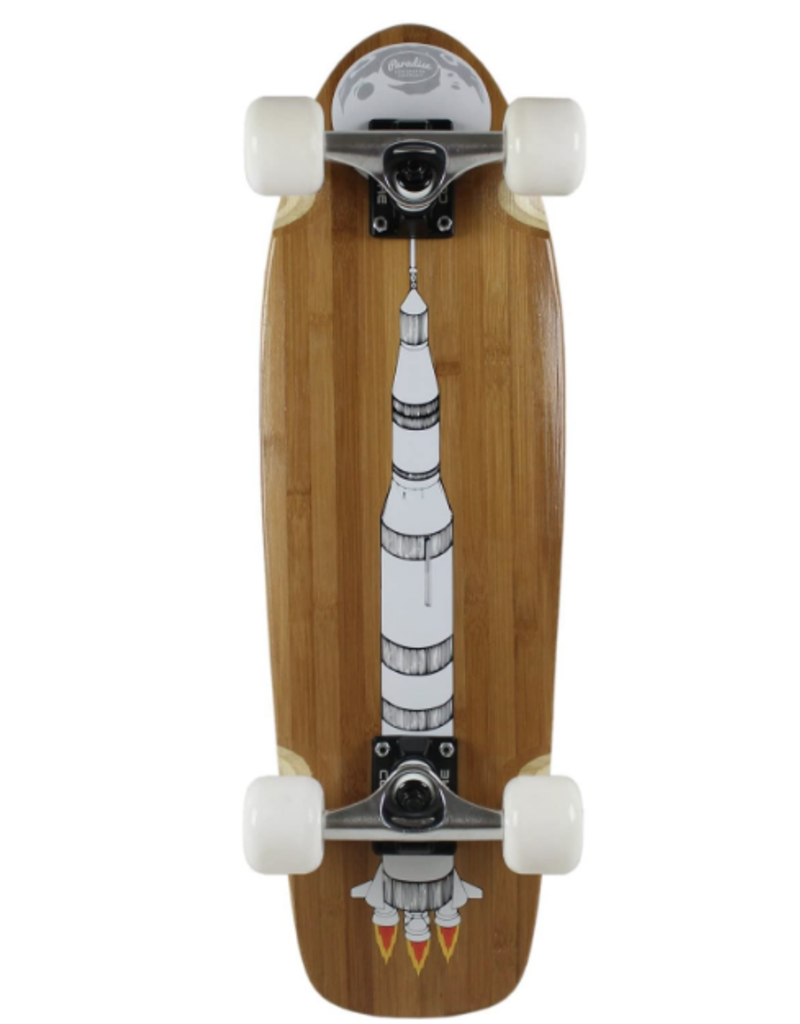 PARADISE BOOSTER BAMBOO CRUISER  COMPLETE