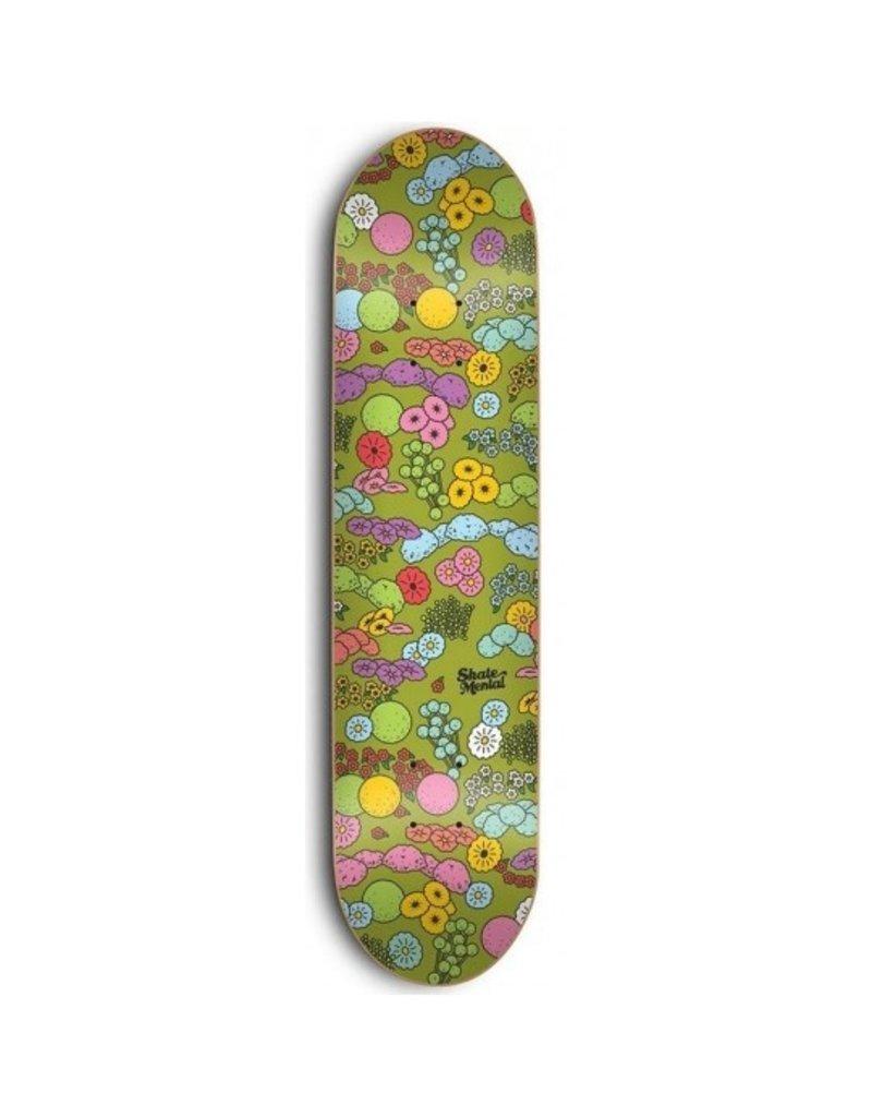 Skate Mental SKATE MENTAL 8.25 JARNE FLOWERS DECK
