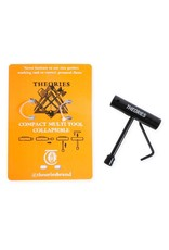 THEORIES TOOL MULTI COMPACT COLLAPSIBLE SKATE TOOL
