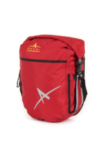 ARKEL ARKEL DOLPHIN 32 WATERPROOF PANNIERS (PAIR) RED