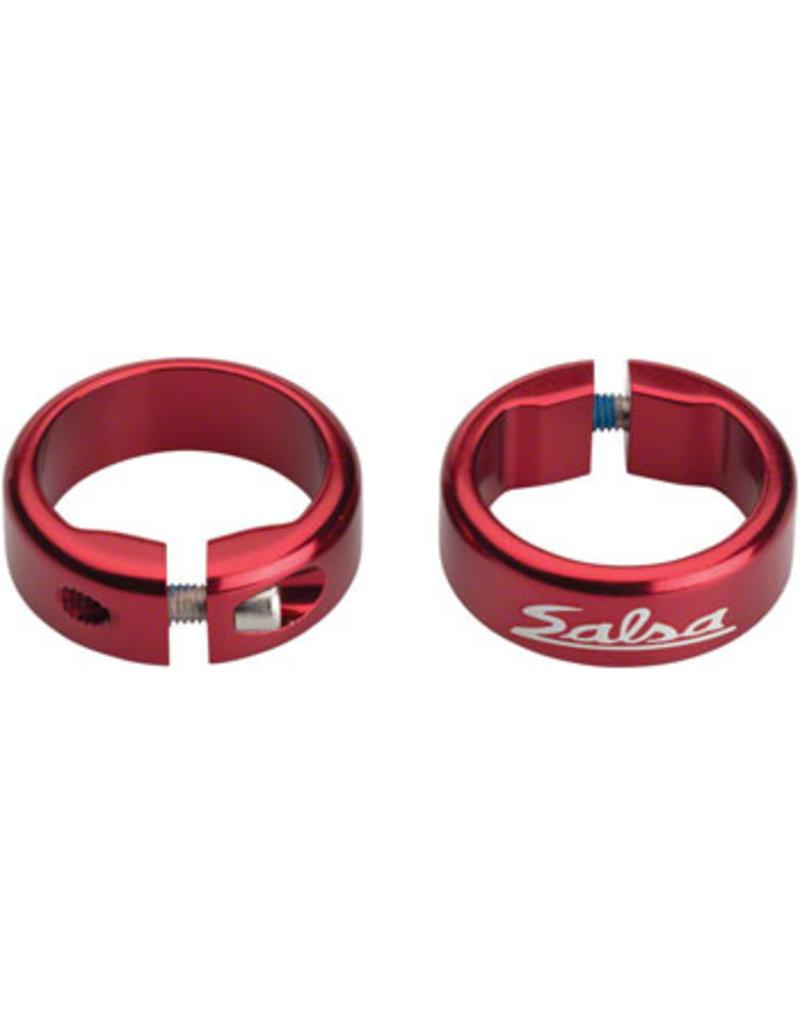 SALSA LOCK-ON COLLARS