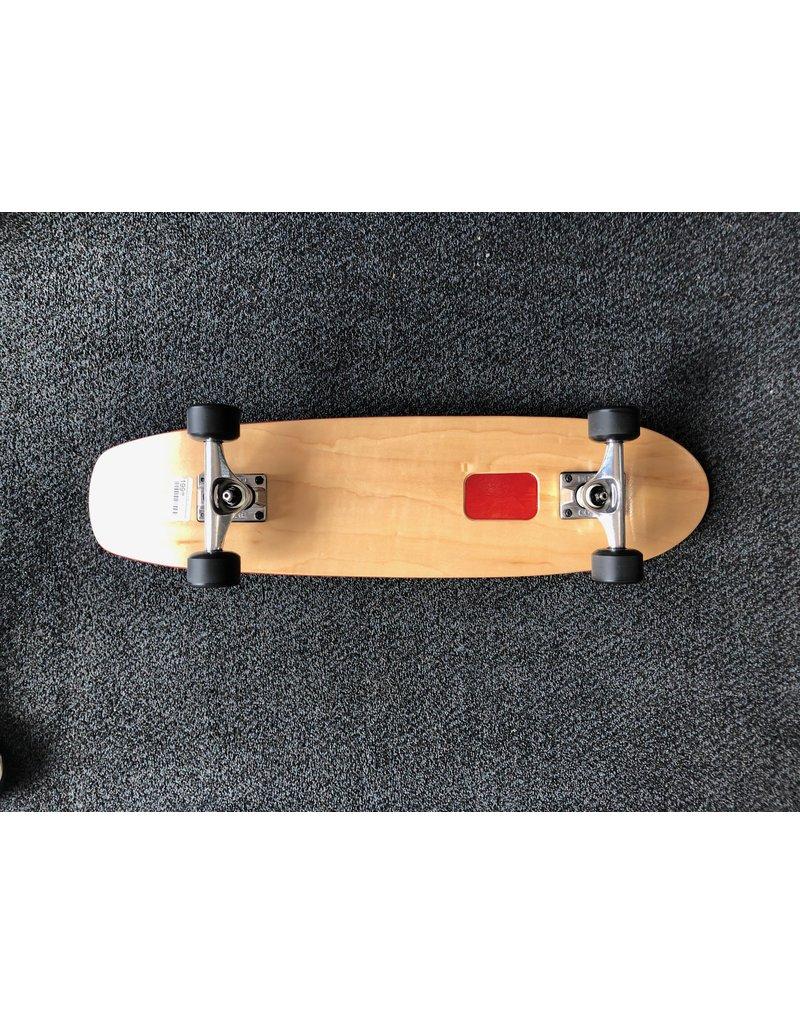 MOOSE ROLLING TRAY CRUISER SKATEBOARD