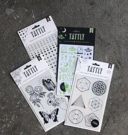 Temporary Tattoo Sheets