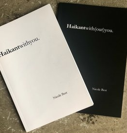 Haikantwithyou & Haikantwith(out)you Poetry Book