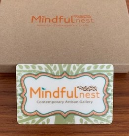 Mindfulnest Website Gift Card 20.00