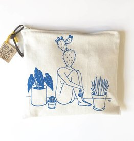 Cactus Babe Pouch