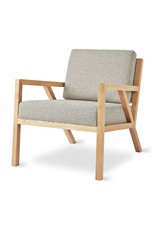 Gus Modern Truss Lounge Chair