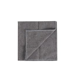 Beautiful Ingredient Heather Granite Napkin Set/4-Stone Gray