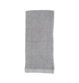 Morihata Vintage Waffle Hand Towel Grey