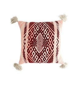 Coral Pallay Pillow