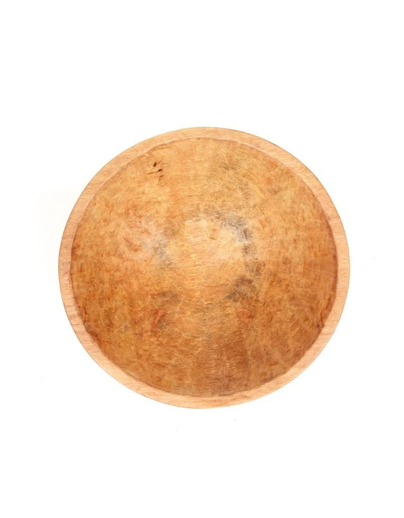 """Sobremesa by Greenheart 14"""" Wood Bowl"""