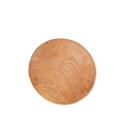 Sobremesa by Greenheart Shallow Wood Bowl