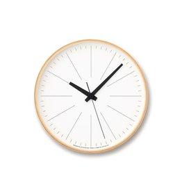 Lemnos Lines Clock