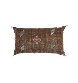 "Bryar Wolf Zap Lumbar Pillow- 20"" x 38"""
