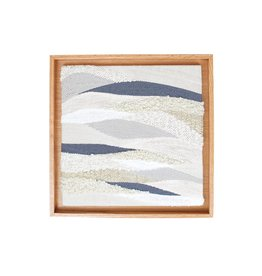 MJL Fiber Designs Wall Hanging - Edwards