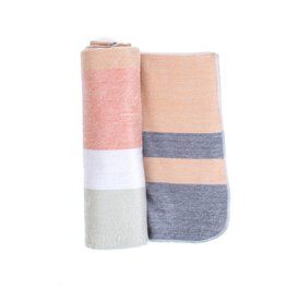 Alpaca Throw- Apricot