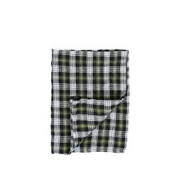 Fog Linen Linen Kitchen Towel- Peter Plaid
